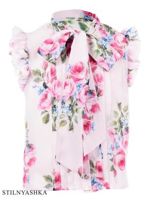 Блузка БЛ-1863-15 Spring Flowers