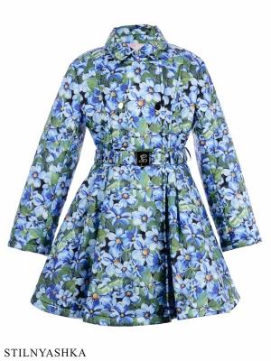 Куртка КР-1068-81 Spring Flowers