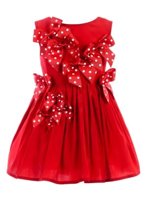 Платье ПЛ-1374-6 Собачки