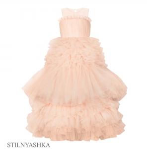 Платье ПЛ-13188-80 Blue Jasmine