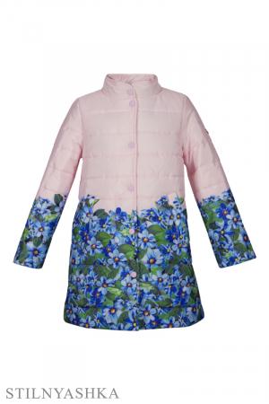 Куртка КР-1008-81 Spring Flowers