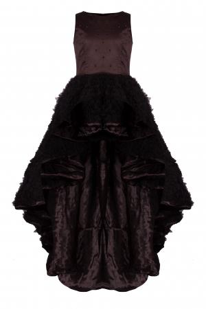 Платье ПЛ-13124-2 Blue Jasmine