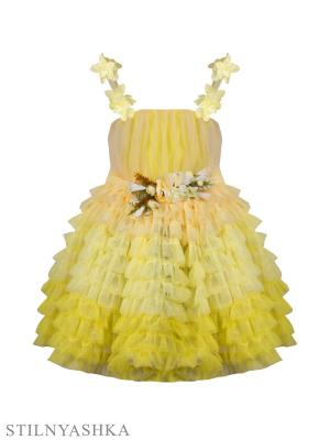 Платье ПЛ-13139 Blue Jasmine
