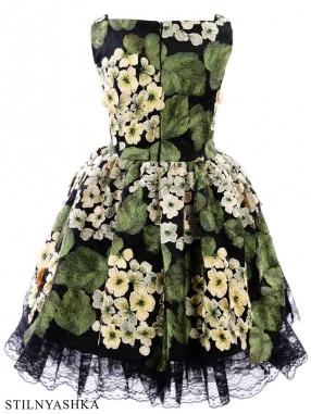 Платье ПЛ-13222-8 Spring Flowers