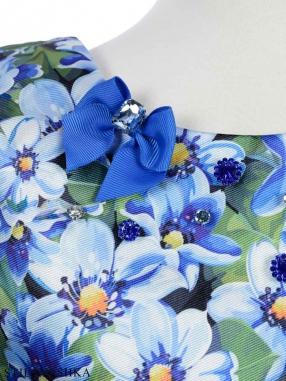 Платье ПЛ-13108-81 Spring Flowers
