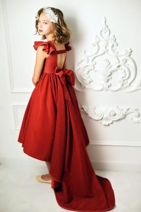 Платье ПЛ-13181-6 Blue Jasmine