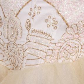 Платье ПЛ-1360-17 Blue Jasmine
