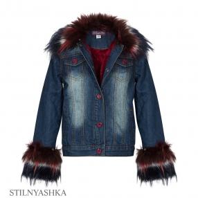 Куртка КР-1075-30 WILD SOUL