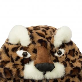Куртка-бомбер БОМ-2514 Леопард