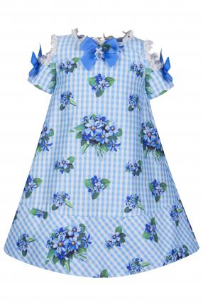 Платье ПЛ-13199-5 Spring Flowers