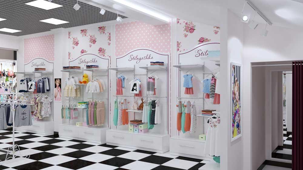 20b851a2a В соответствии с концепцией магазина любая вещь в нем должна быть видна  покупателю. Поэтому для каждой коллекции выделяется отдельный стенд, ...